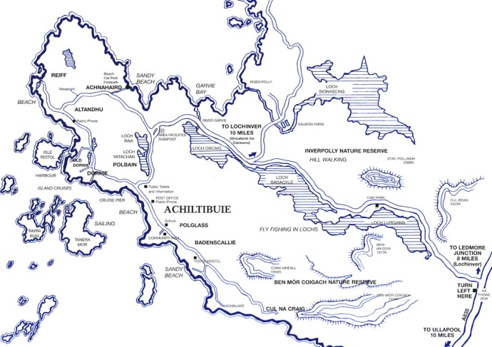 coigach-map